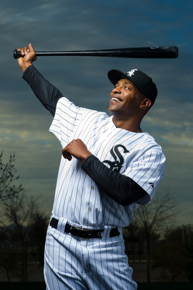 Chicago White Sox Photo Day TOPPS