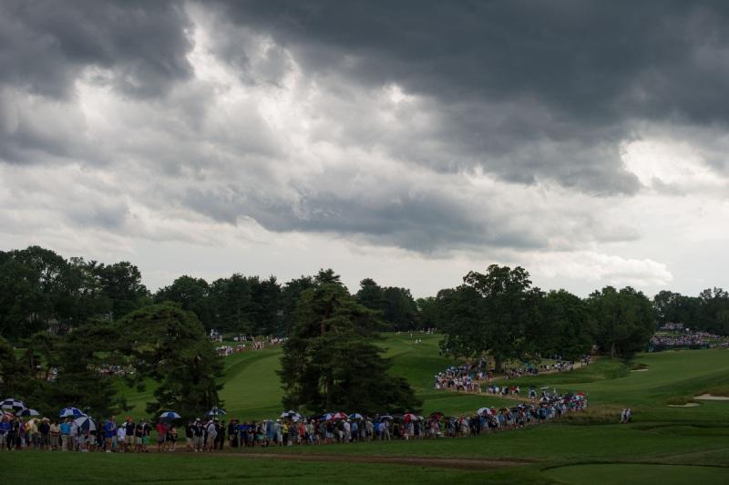 2013 US Open - Round 1
