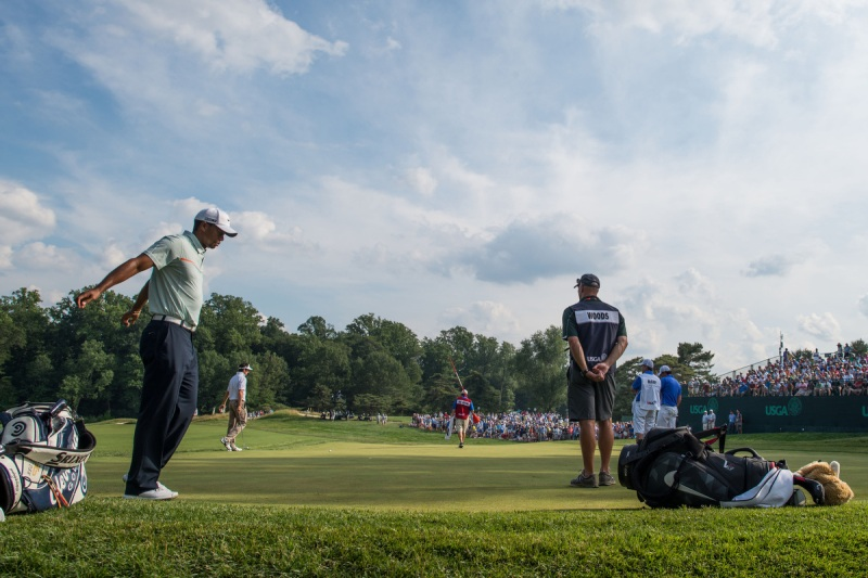 2013 US Open - Round 3